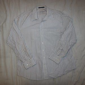 Gap Clothing Button Up Collared Shirt Length 31